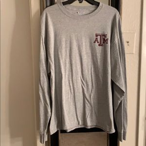 CHAMPION Texas A&M long sleeve T-shirt
